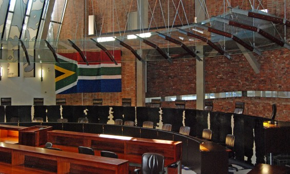 Constitutional Court - H Barrison