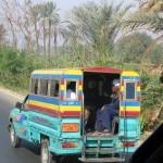 الحق في التنقل في المناطق الحضرية وفي وسائل المواصلات العامة في الدستور المصري