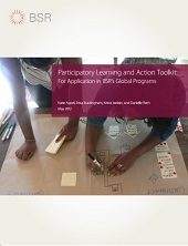 Participatory Learning and Action Toolkit