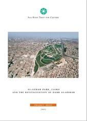 Al-Azhar Park, Cairo and the Revitalisation of Darb Al-Ahmar