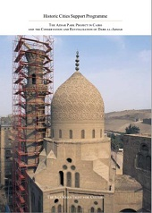 The Azhar Park Project in Cairo and the Conservation and Revitalisation of Darb al-Ahmar