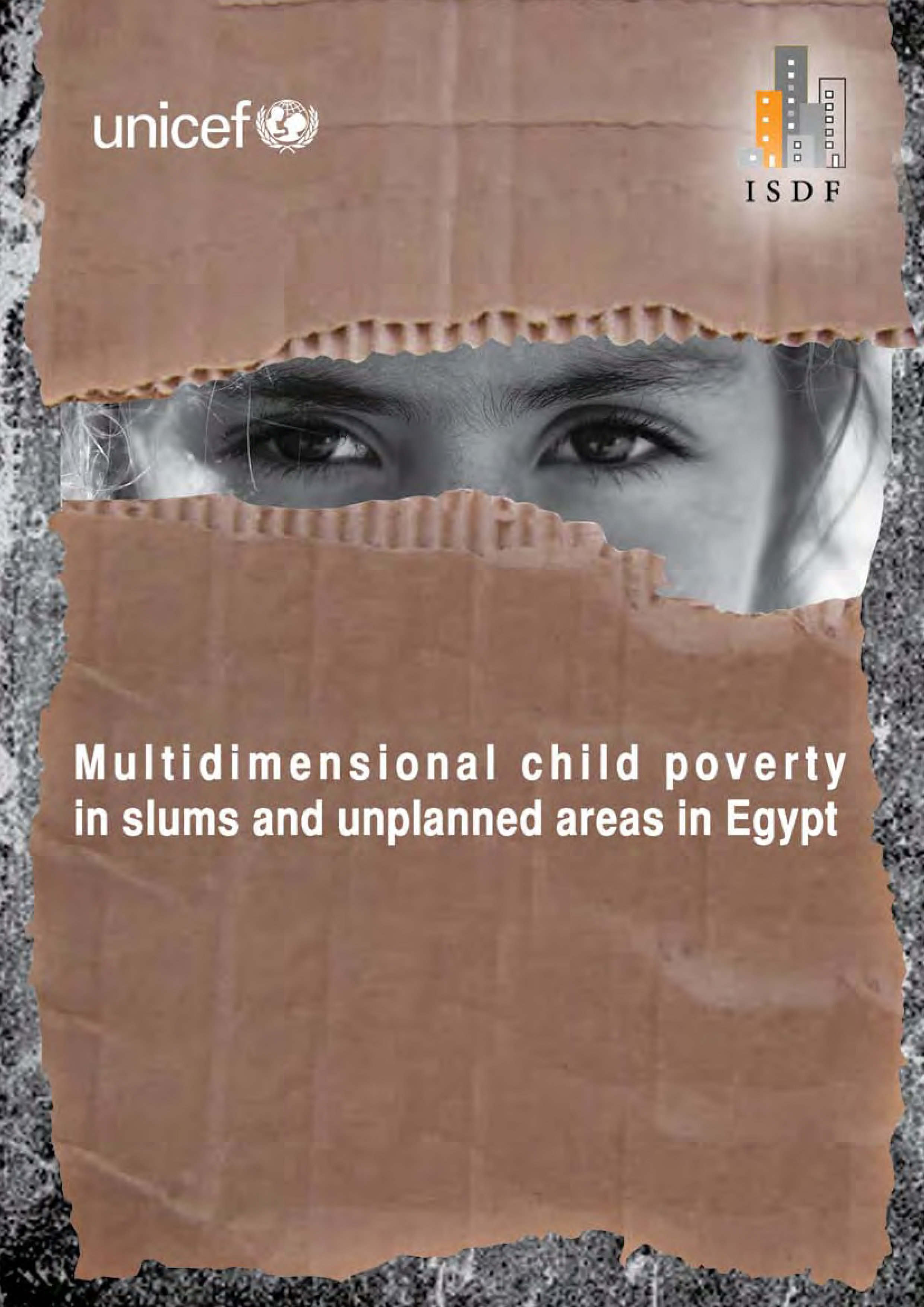 Multi-dimensional child poverty in slums and unplanned areas in Egypt