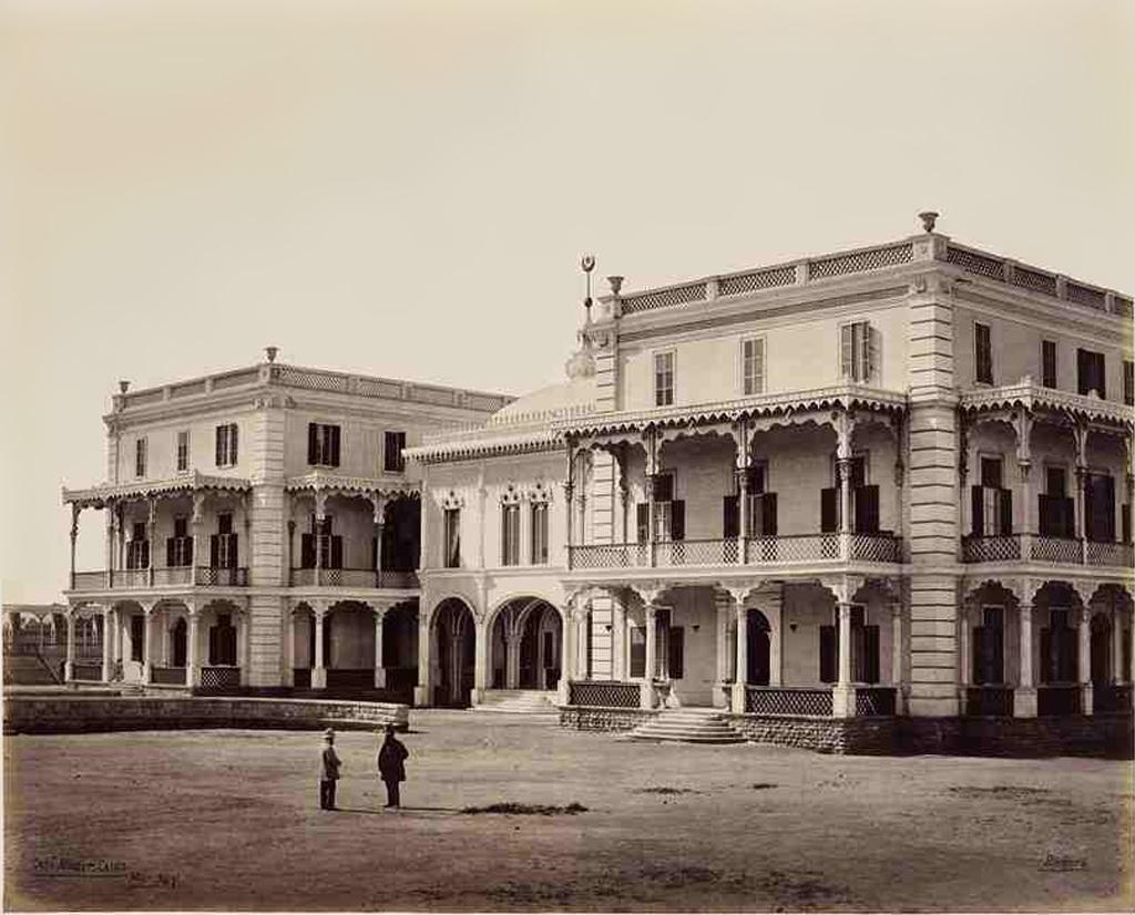 قصر النزهة