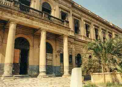 وجهة قصر عمر طوسون (المصدر)