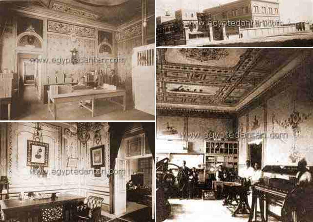 صور لمصنع 'نستور چناكليس' الذي حوّل قصر شيكولاني الشهير بشبرا في فترة من الفترات إلى مصنع للسجائر