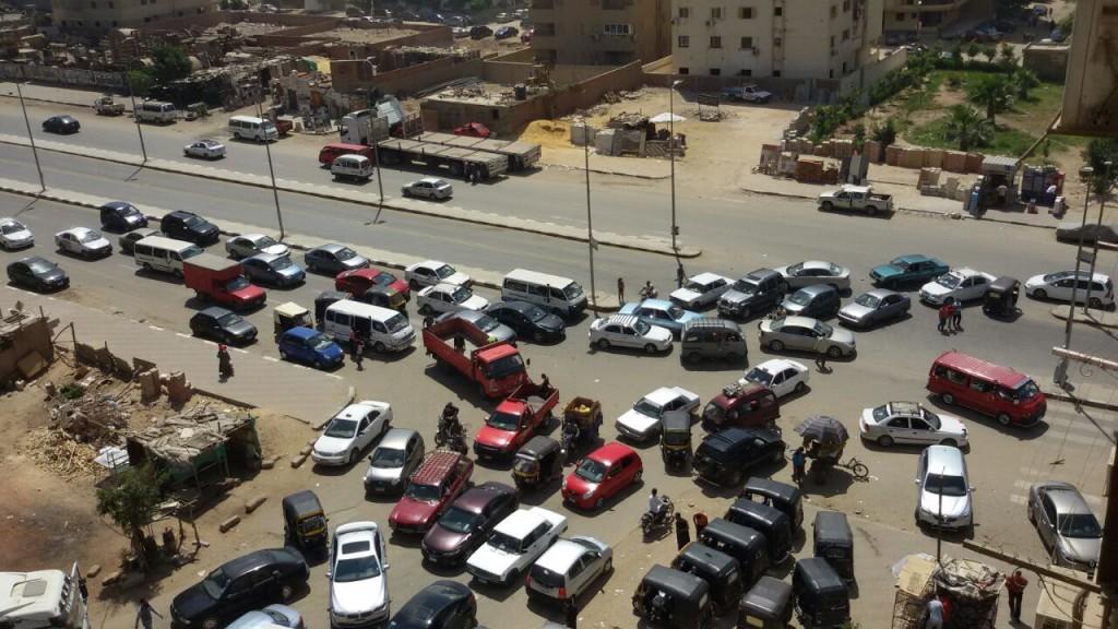 شارع الشعراوي، مدينة نصر (القاهرة، مصر). مصدر الصورة: هبة مانون، استخدمت بإذن