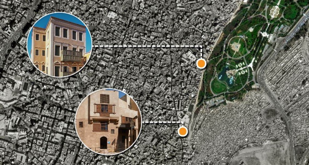 As al-Azhar Park was taking shape, the AKTC adopted re-use of deteriorating buildings to help revitalize the neighboring area of al-Darb al-Aḥmar. The AKTC's work at No.7 Zuqāq Aybak and No.27 Bāb al- Wazīr illustrates the potential of adaptive re-use.