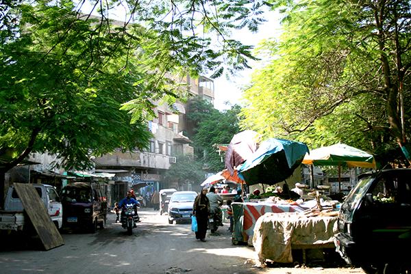 سوق الخليفة. تضامن، 2016.