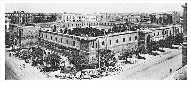 جامع الظاهر (كريسويل، 1926)