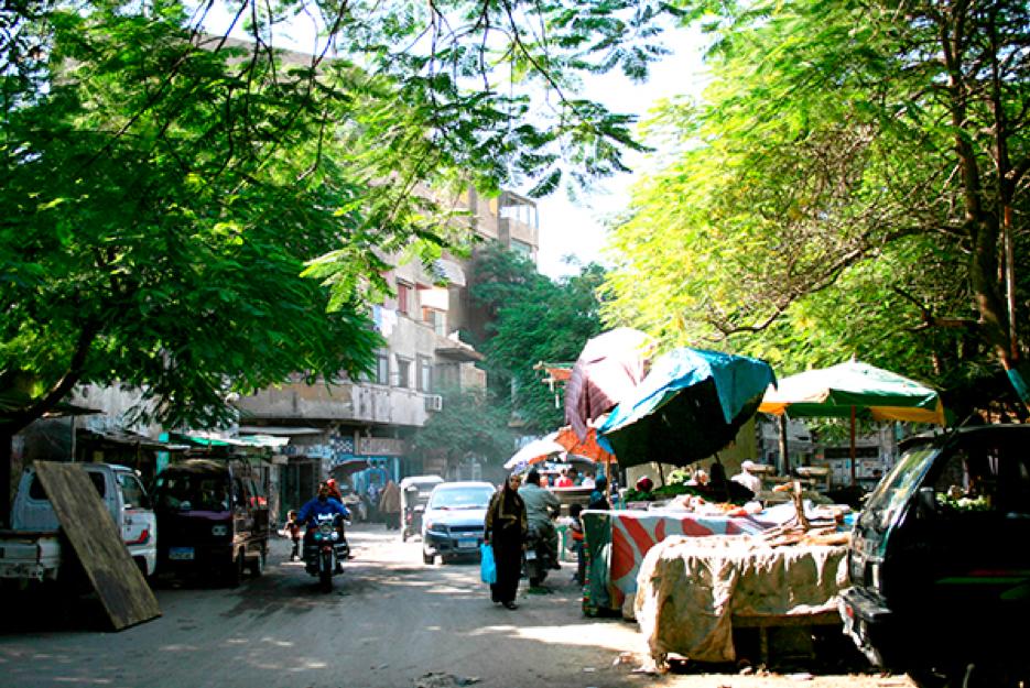 Al-Khalīfa Market. Source: Tadamun 2016