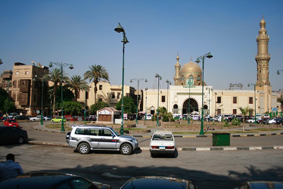 Al-Sayyida Nafisa Square. Source: Tadamun 2016